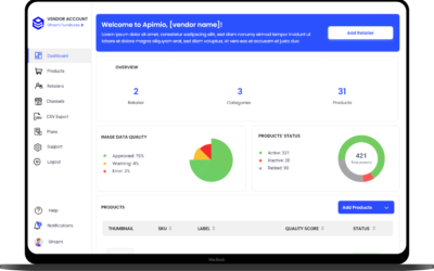Apimio launched its new user interface and onboarder